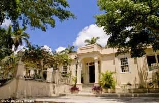 Adams Home Floor Plans ernest hemingway s havana home to get 900 000 in us