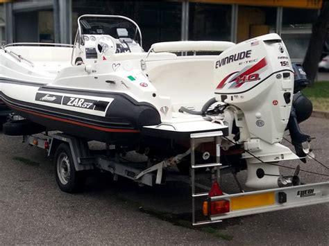 Gebrauchte Motor Boat by Gebraucht Motor Schlauchboot Zar Kaufen In Italien Boats