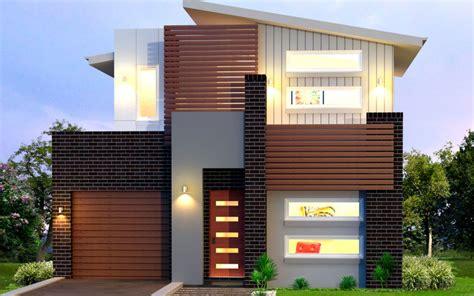la casa 3 planos de casas de dos pisos modernas construye hogar