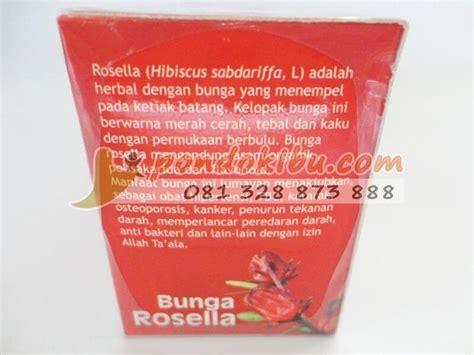 Teh Celup Herbal Bunga Rossela teh herbal rosella vitamin c dosis tinggi