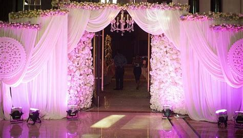 Decoration Ideas For Home Entrance Wedding Amp Reception Decorators In Pondicherry Chennai