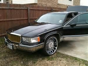 1994 Cadillac Fleetwood Gmonts15 S 1994 Cadillac Fleetwood In Desoto Tx