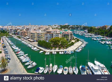 porto cristo maiorca mallorca balearics porto cristo architecture blue boats