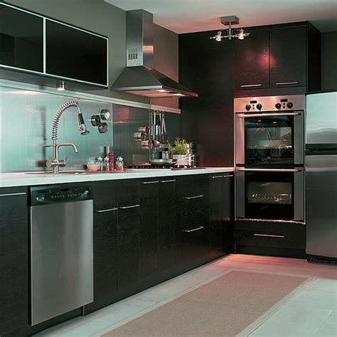ikea black kitchen cabinets kitchen designs stainless steel range hood ikea