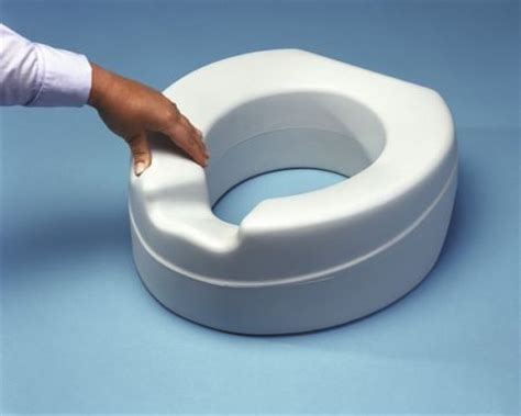 comfortable toilet seat comfortable foam raised toilet seat without lid