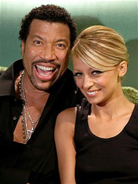 lionel richie photos photos site of nicole richie and nicole is lionel richie s biological daughter the