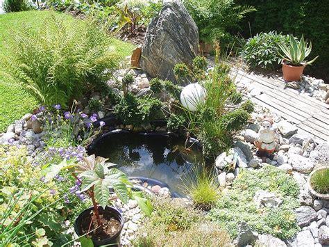 Kleiner Garten Mit Teich 2382 by 25 Beste Idee 235 N Kleiner Gartenteich Op