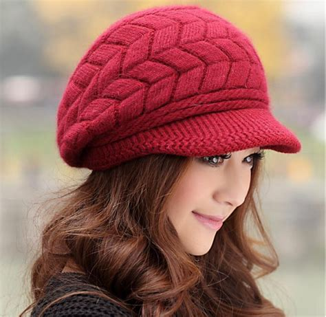 cheap hat winter fall beanies knitted hats