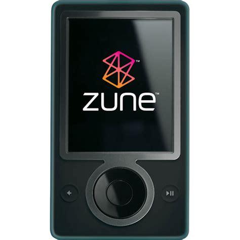 Microsoft Zune microsoft zune 8gb black 2nd generation demo hva00001 b h