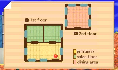 happy home designer room layout list of all facilities and how to unlock them in animal crossing happy home designer