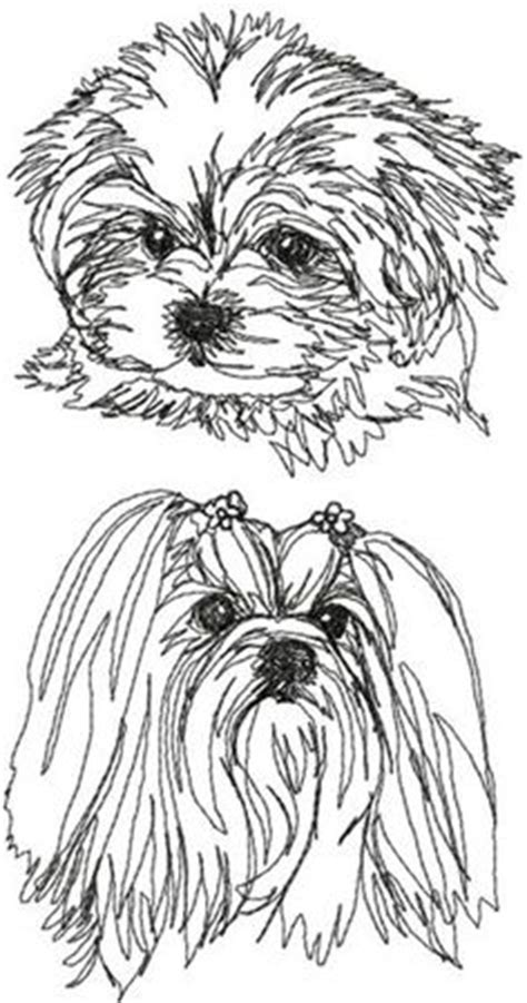 coloring pages of shih tzu dogs dog color pages printable free printable puppy coloring