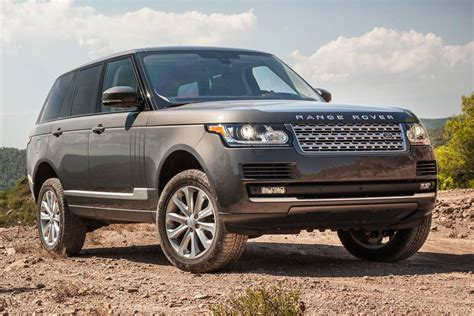 land rover suv 2016 2016 land rover range rover warning reviews top 10 problems