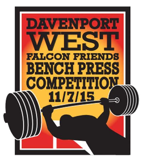 bench press contest whs today falcon friends sponsors weight lifting contest