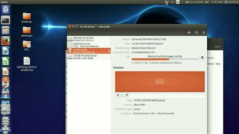 boot kali linux on usb from ubuntu how to format usb