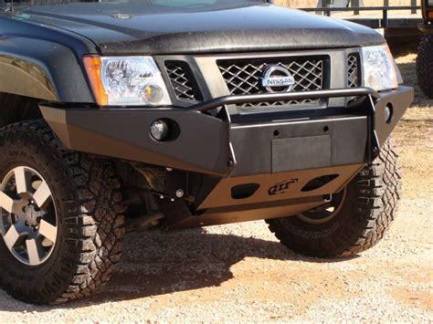 nissan xterra front bumper xterra steel front bumper