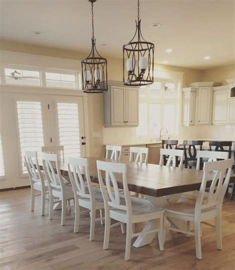 farmhouse table and chairs set best 20 farmhouse table chairs ideas on