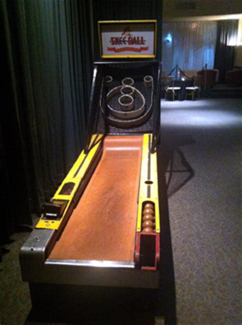 skee table for sale rent skeeball carinval machine rentals md dc va skee