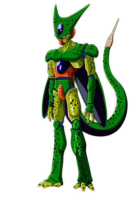 dbz cell imperfect more dbz pics http www imperfect cell by boscha196 on deviantart