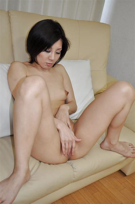 Pretty Asian Milf Mayumi Iihara Undressing And Masturbating Her Cunt Wet Mature Porn Free