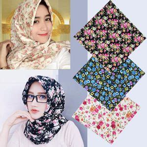 Jilbab Segi Empat Bermotif Kumpulan Motif Jilbab Terbaru Segiempat Dan Pashmina