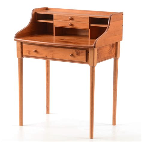 Yield House Pine Writing Desk Ebth Style Desks