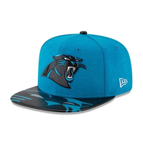 nfl snapback hats c 1 new era nfl carolina panthers 2017 draft 9fifty snapback
