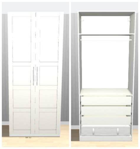 armario hemnes ikea 2 puertas decorar la habitaci 243 n de mi beb 233 ii diario de una