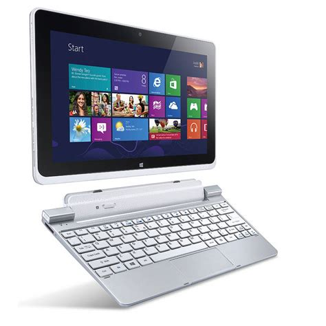 Keyboard Acer W510 Review Acer Iconia W510 Windows 8 Tablet