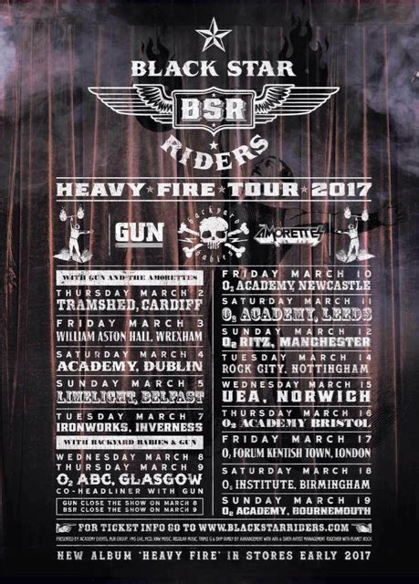 backyard babies tour backyard babies to tour the uk in march 2017 bravewords com