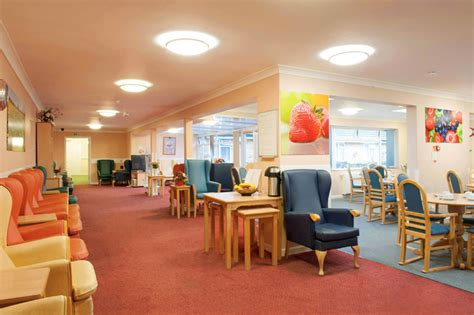 facilities at rosewood care home southton