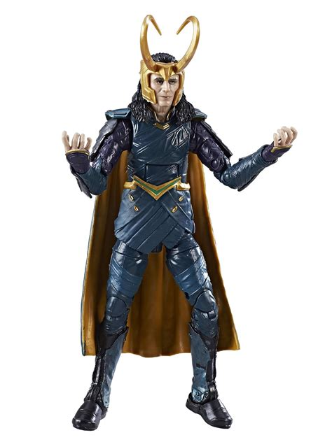 Marvel Legends Legends Series Thor Ragnarok Loki Hasbro hasbro reveals figures for thor ragnarok including hela and valkyrie