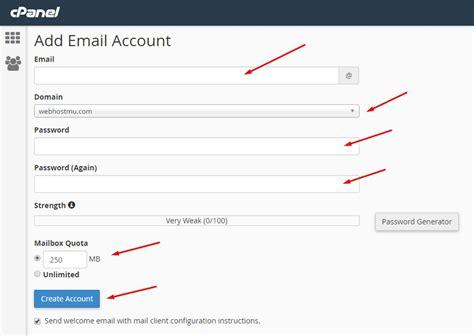 cara membuat email dengan domain sendiri di wordpress cara membuat email menggunakan domain sendiri