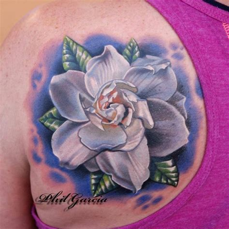white gardenia tattoo pictures to pin on pinterest