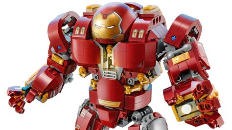 Ultimate Deadpool Figures With Shaking X Cool Car iron s hulkbuster suit is getting the lego set it deserves
