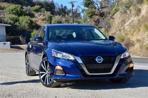 nissan altima review  larry nutson