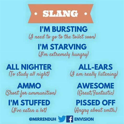 slang words and phrases england slang phrases