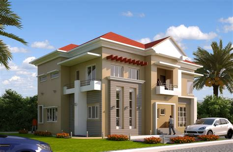 modern duplex house design philippines modern house