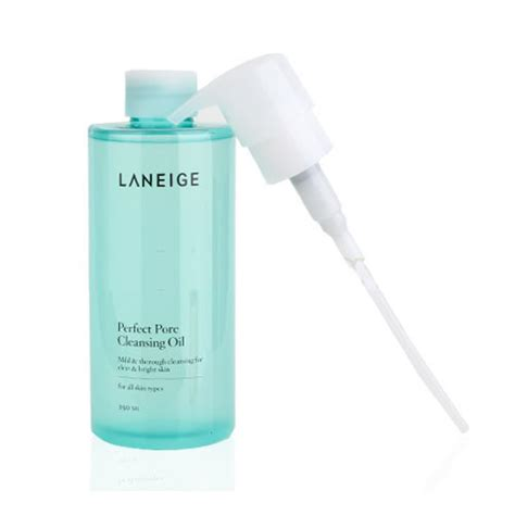 Laneige Pore Cleansing laneige pore cleansing oil laneige makeup
