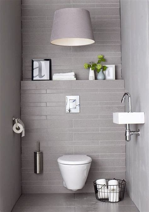 Tiny Powder Rooms de 73 ideas de decoraci 243 n para ba 241 os modernos peque 241 os