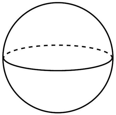 figuras geometricas la esfera para armar esfera dibujalia dibujos para colorear n 250 meros