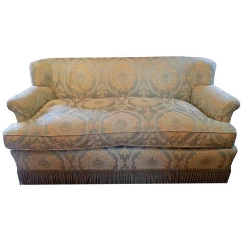 lee sofas for sale stunning lee jofa linen and silk upholstered sofa for sale