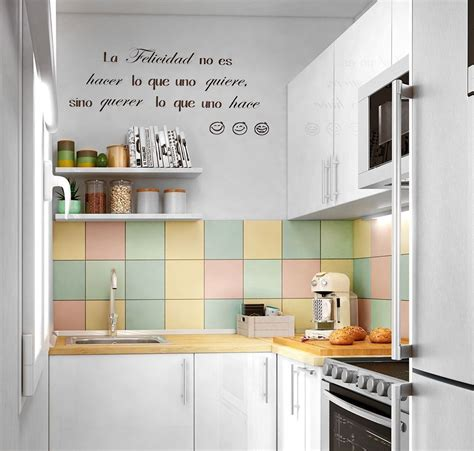 decorar una pared de cocina 5 claves para decorar la pared de la cocina leroy merlin