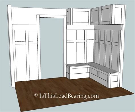 corner mudroom bench diy corner shaped mudroom bench mudroom ideas
