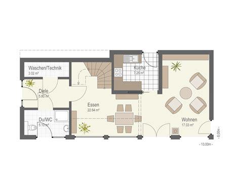Haus 8m Breit by Haus H 252 Fingen Fertighaus Keitel