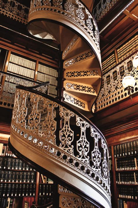 Law Library Des Moines by Beautiful Staircases Popsugar Home