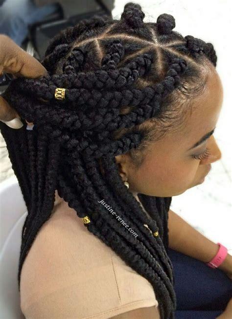 jumbo braids hairstyles 1000 ideas about jumbo box braids on pinterest black