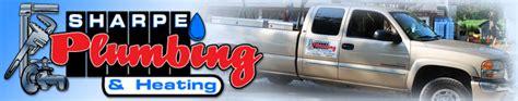 Sharp Plumbing by Sharpe Plumbing And Heating Inc