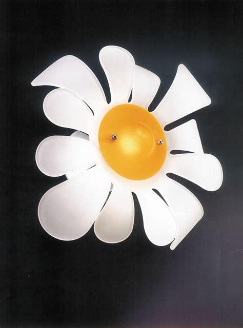 flaver illuminazione flaver flower 254 1 appliques cose mai viste plafoniere