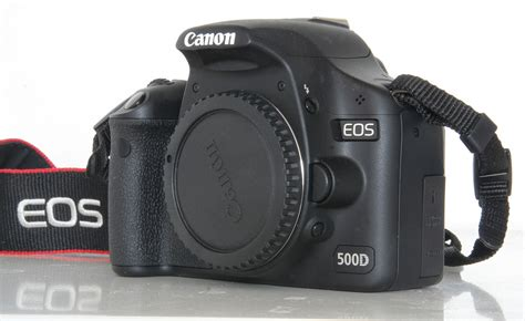 Kamera Canon Type 500d by Canon Eos 500d