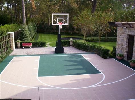 25 best ideas about home basketball court on
